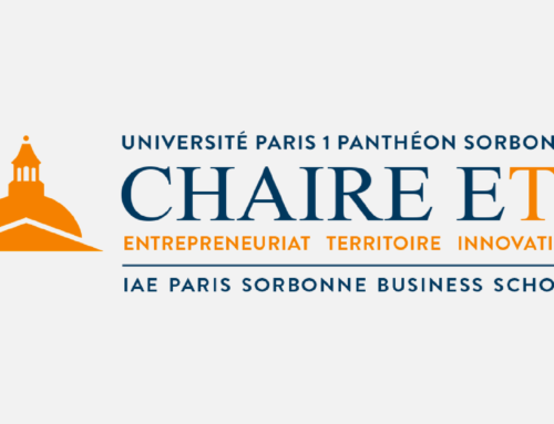 22 mai 2018 – Lancement de la Chaire Entrepreneuriat Territoire Innovation de l'IAE Paris – Sorbonne Business School | Paris 1 Panthéon-Sorbonne – Paris