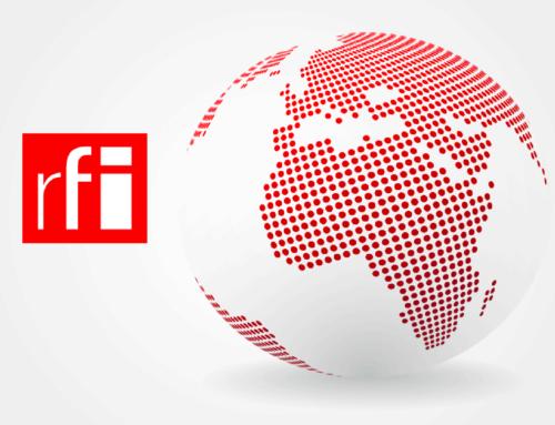 10 avril 2018 I Emission La danse des mots sur RFI, France