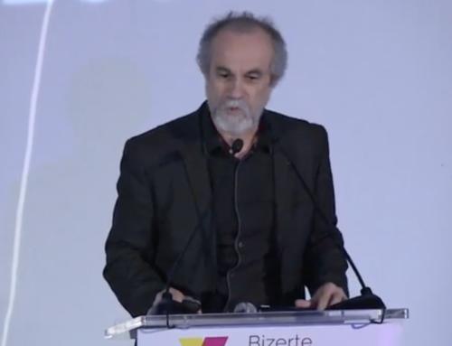"VIDEO: Carlos Moreno à ""Bizerte Smart City"""