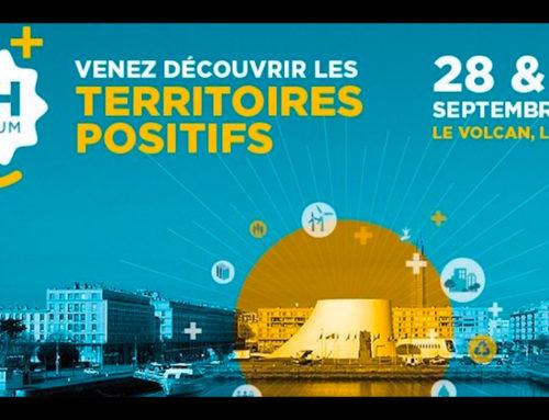 28-29 septembre 2018 – LH Forum « Forum international des villes et des territoires positifs» – Le Havre