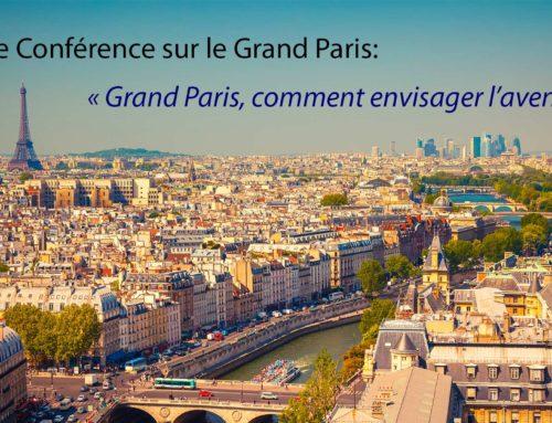 15 novembre 2018 – 6ème édition Conférence sur le Grand Paris – Paris