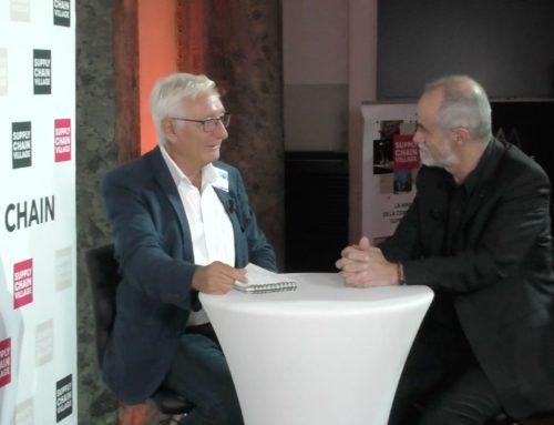 Interview lors des Universités d'été GS1 – Août 2019