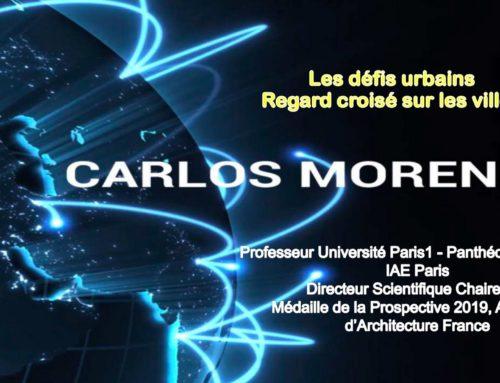Présentation La Mélée 2019 – Carlos Moreno