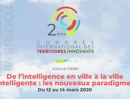 12-14 mars 2020 – Congrès International des Territoires Innovants – Essaouira (Maroc)