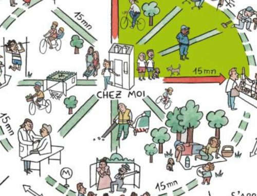 Veja (Sao Paolo, Brésil)  – « SP sonha: vizinhanças para fazer tudo a pé são a ambição de Paris » – Février 2020