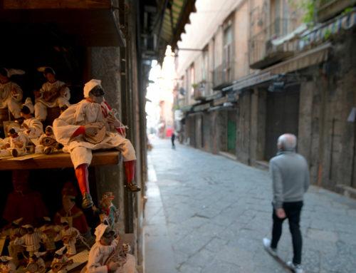 Riformista – La Ville Du Quart D'Heure vue de Naples  – 14 mai 2020