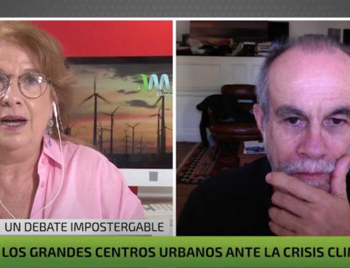 Channel 9, émission Ambiente y medio (Argentine) – Interview de Pr Carlos Moreno – 15 juin 2020