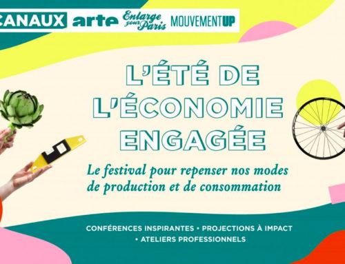 9 juillet 2020 – Animation de la table-ronde « Voyageurs du Monde et l'Agence du Tourisme Durable » – Les Canaux, Paris