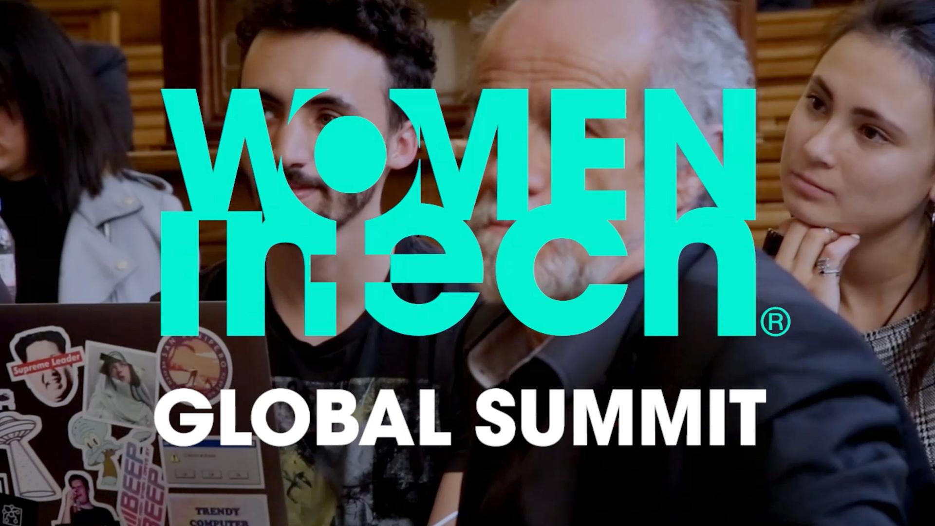 15-19 mars 2021 – Keynote au Women In Tech Global Summit – Paris