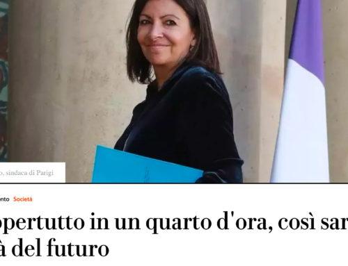 La Repubblica (Italie) – Dappertutto in un quarto d'ora – 26 juillet 2020
