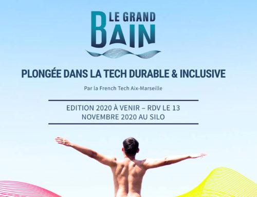 13 novembre 2020 – Le Grand Bain, French Tech – Marseille