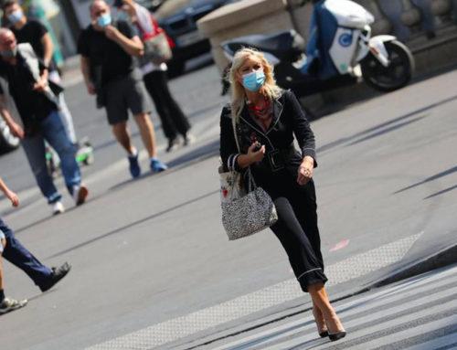 Le Parisien – « Paris, future capitale mondiale du « quart d'heure » – 17 septembre 2020