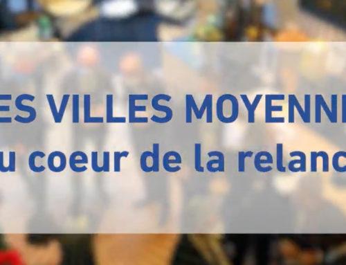 Interview – Les Villes moyennes au cœur de la relance – 30 septembre 2020