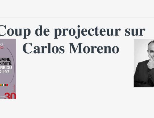 Le journal des blogs – Coup de projecteur sur Carlos Moreno