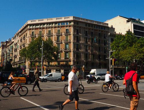 transecto -El crono-urbanismo: las ciudades le ponen minutos a su calidad de vida – 30 de Septiembre de 2020