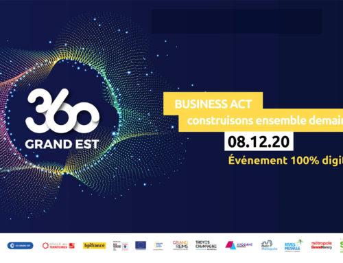 8 décembre 2020 – 360 Grand Est – Strasbourg