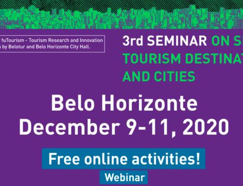 9 décembre 2020 – Smart Tourism Destinations and Cities – Brésil