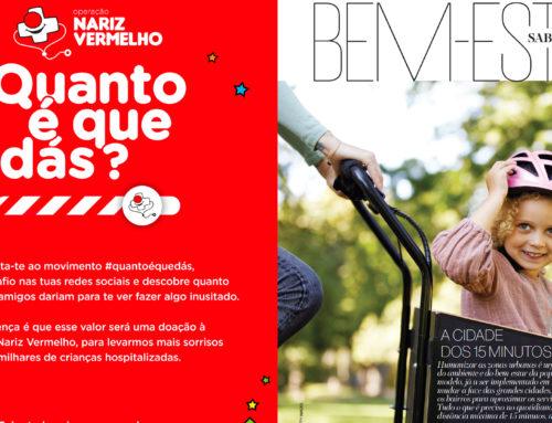 Bem-Estar (Portugal) – A cidade dos 15 minutos– dezembro 2020