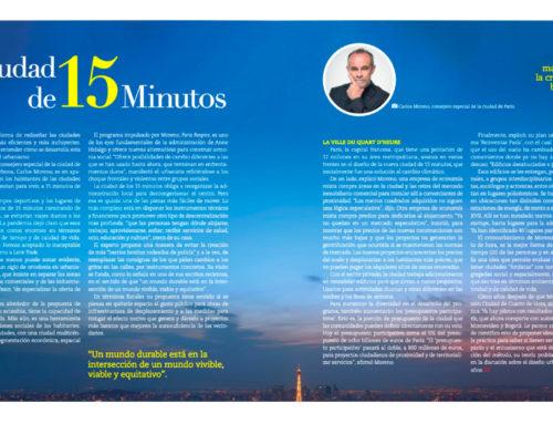 Latin Trade – La ciudad de 15 minutos