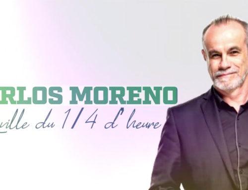 Latinoticias Journal latino – Charlas con Soraya de Latinoticias entrevista a Carlos Moreno – 5 janvier