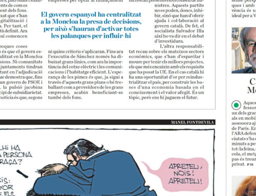 Ara – Les cares del dia – 23 mai 2021 (Espagne)