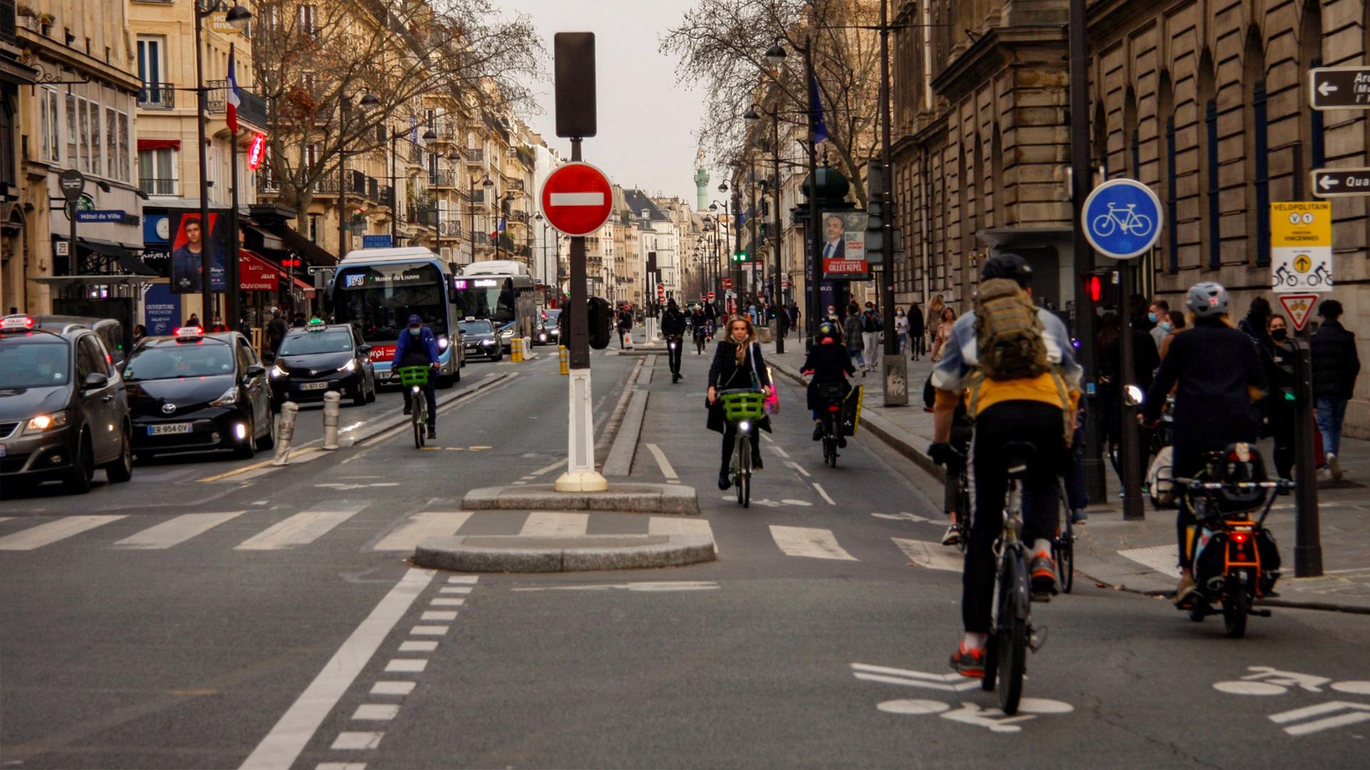 Perspective Daily – Paris' Utopie für die Zukunft: Die 15-Minuten-Stadt – 12 April 2021