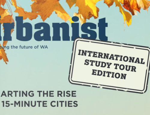 The Urbanist magazine – Close to home (Australia)