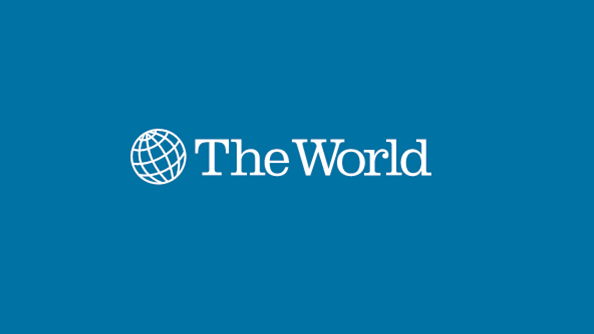 The World – The future of cities in a postpandemic world –  June 7, 2021