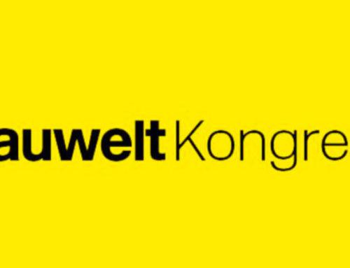 9 décembre 2021 – Bauwelt Kongress 2021 – Berlin (Germany)