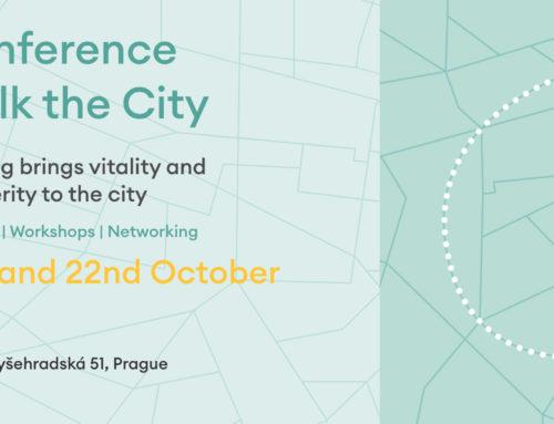 21 octobre 2021 – Conference Walk The City, Prague (République Tchèque)