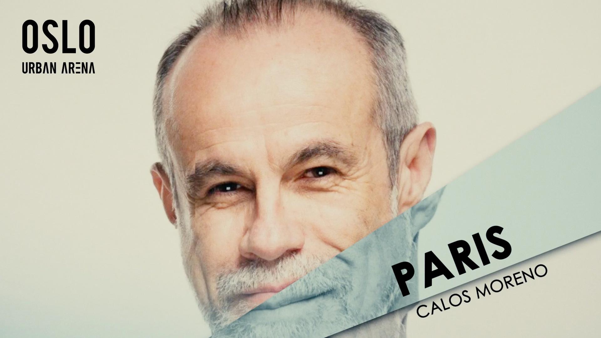 Oslo Urban Arena 2020: Carlos Moreno (Paris)