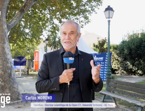 Interview du Pr Carlos Moreno – The Village 2021 – La Tribune – Août 2021