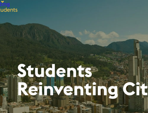 C40 reinventing cities – Students reinventing cities
