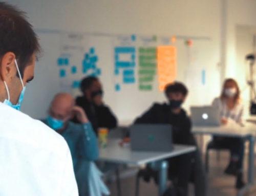 L'école de design Nantes Atlantique – La conférence de Carlos Moreno, pionnier de la ville intelligente, aux étudiants du cycle master City Design
